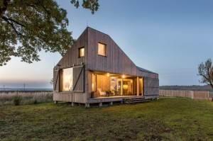 Casa din Lemn Moderna2