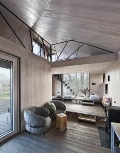 Casa din Lemn Moderna7